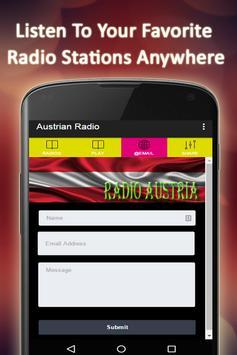 Austrian Radio Stations screenshot 7