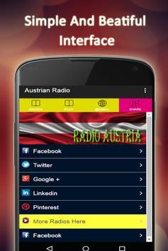Austrian Radio Stations screenshot 5