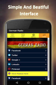 German Radio FM screenshot 2