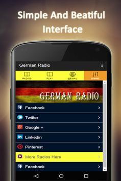 German Radio FM apk screenshot