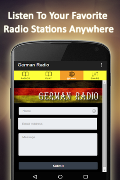 German Radio FM screenshot 4