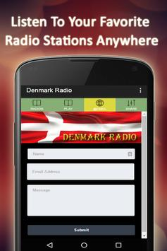 Denmark Radio: DR Radio apk screenshot