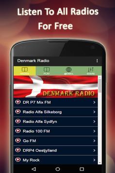 Denmark Radio: DR Radio poster