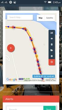 GeoroidTracking screenshot 3