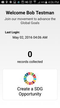SDG Youth Action Mapper apk screenshot