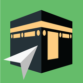 Visual Qibla icon