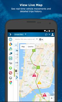 MyGeotab Fleet Management screenshot 1