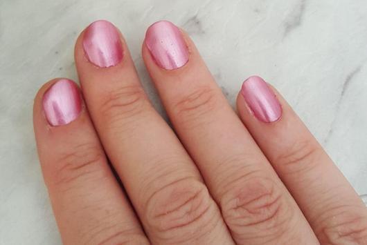 gel nail polish poster
