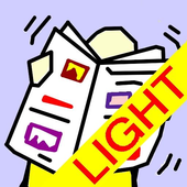 Daily Comic Reader Light icon