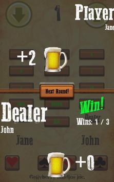 Fuck The Dealer! Drinking game screenshot 2