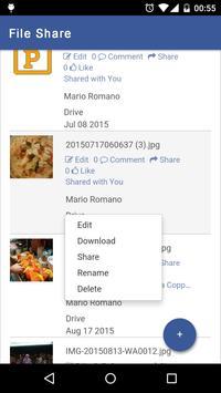File Share for Facebook screenshot 4