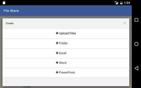 File Share for Facebook screenshot 9