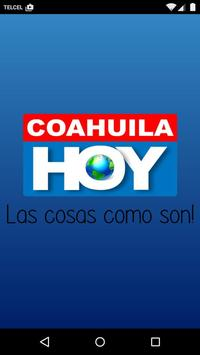 COAHUILA HOY poster