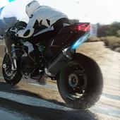 Highway Bike Race Challenge 3D icon