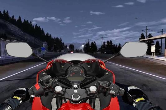 Highway Bike Race Challenge 3D poster