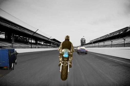 Highway Bike Race Challenge 3D apk screenshot
