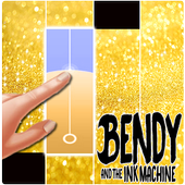 Bendy Piano Tiles Game icon