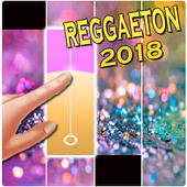 Reggaeton Music Piano Tiles icon