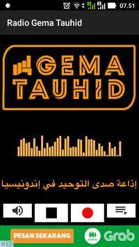 Radio Gema Tauhid screenshot 1