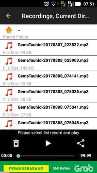 Radio Gema Tauhid screenshot 2