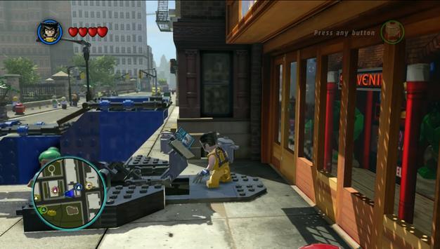 Jewels of LEGO Sp Hero poster