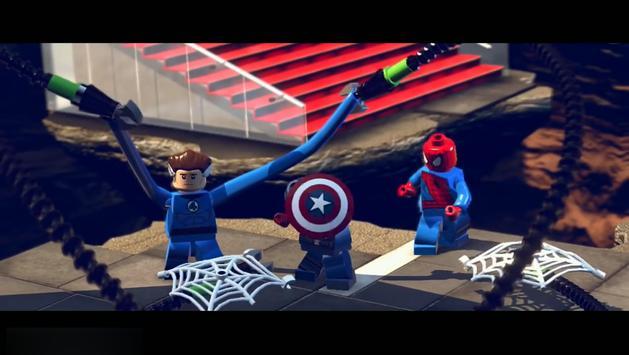 Jewels of LEGO Sp Hero apk screenshot