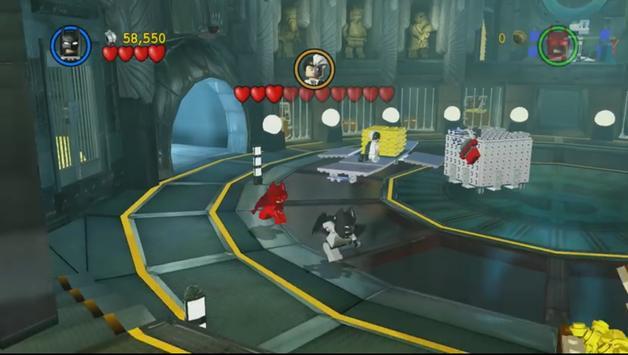 Jewels of LEGO Bat savior apk screenshot
