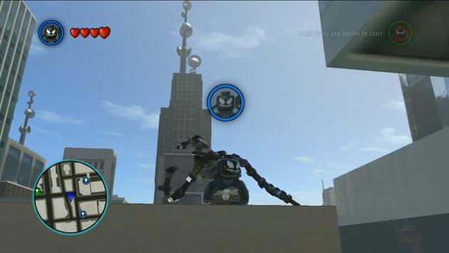 Jewels of LEGO Black spider screenshot 1