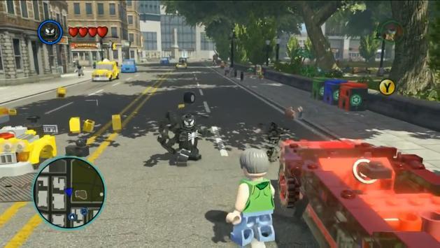 Jewels of LEGO Black spider screenshot 2