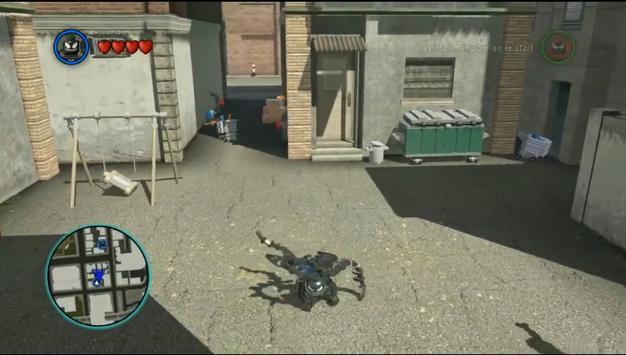 Jewels of LEGO Black spider screenshot 3