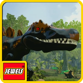 Jewels of LEGO Jurassic Dinos icon