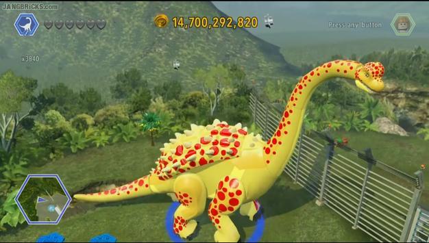 Jewels of LEGO Jurassic Dinos screenshot 5
