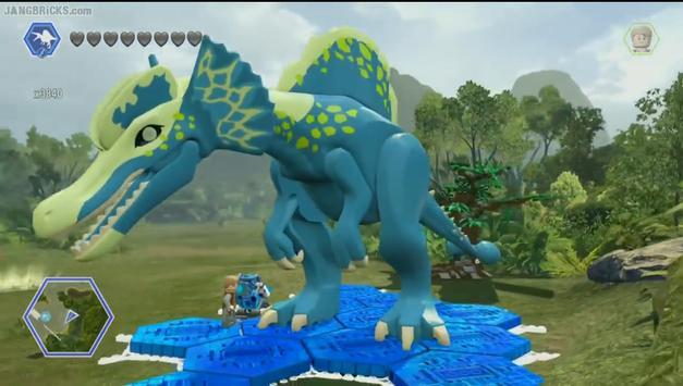 Jewels of LEGO Jurassic Dinos screenshot 6