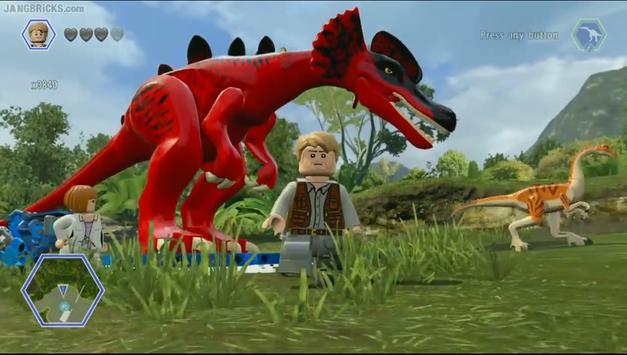 Jewels of LEGO Jurassic Dinos screenshot 1