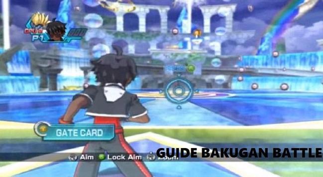 Guide Bakugan Battle Brawlers 2k18 poster