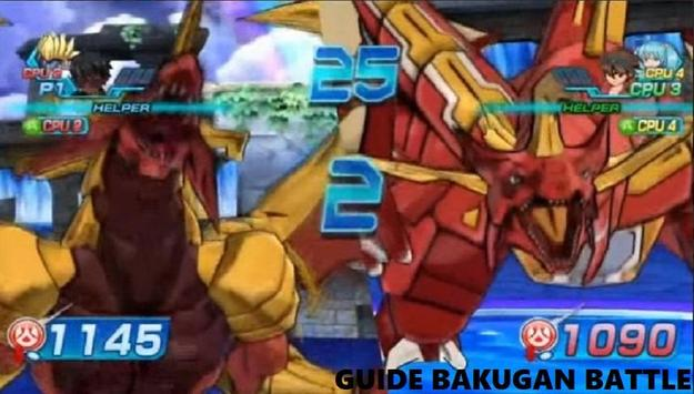 Guide Bakugan Battle Brawlers 2k18 screenshot 1
