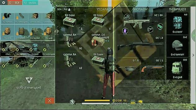 Guide For Free Fire Battleground New screenshot 5