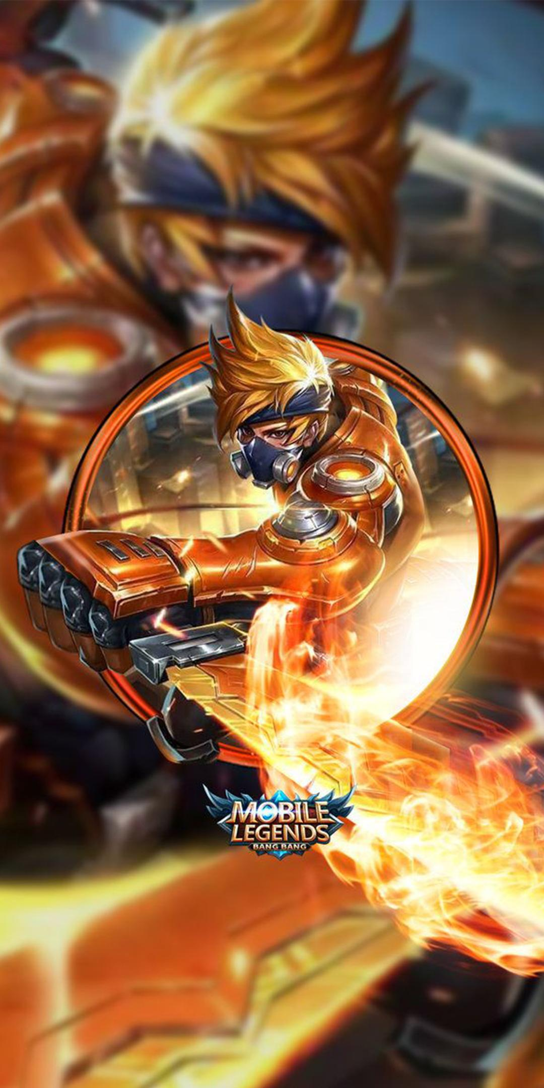 Hero Mobile Legends Wallpaper Hd For Android Apk Download