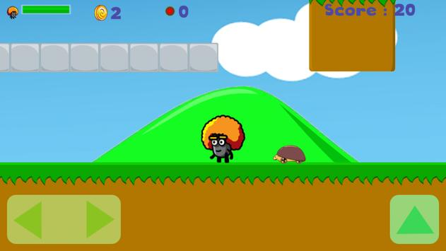 Super Runner Boy - Go Edition apk screenshot