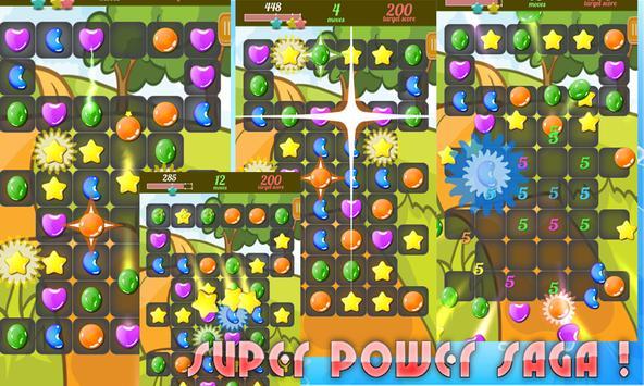 Match 3 Candy Girl Games screenshot 1