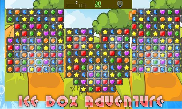 Match 3 Candy Girl Games screenshot 2
