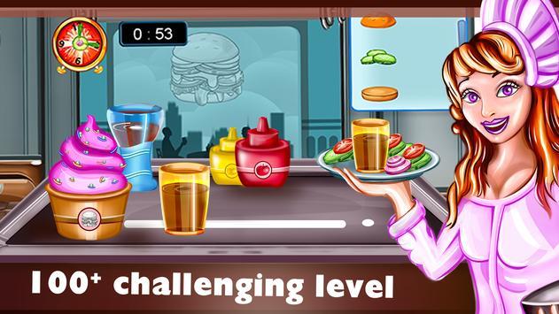 Cooking Burger Shop screenshot 13