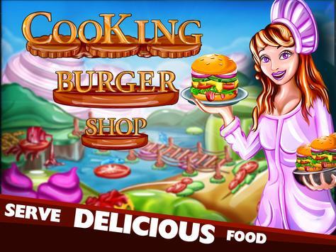Cooking Burger Shop screenshot 6
