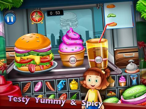 Cooking Burger Shop screenshot 7