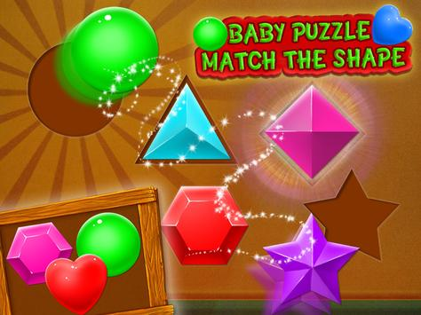 Baby puzzles screenshot 5