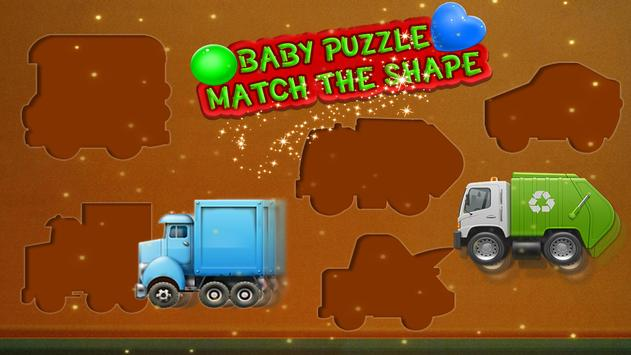 Baby puzzles screenshot 13