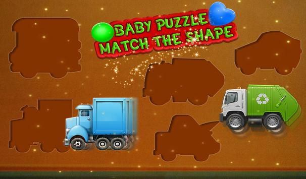 Baby puzzles screenshot 3