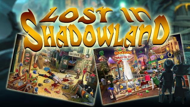 Lost In Shadowland poster