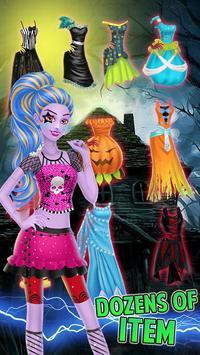 Monster Girl Party DressUp screenshot 10