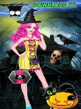 Monster Girl Party DressUp screenshot 6